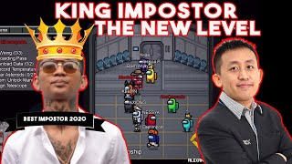 KING IMPOSTOR : THE NEW LEVEL !!!