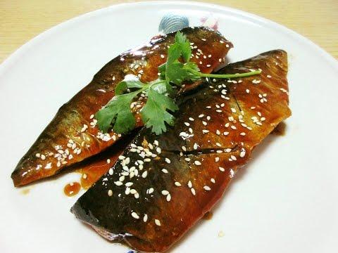 ซาบะย่างซีอิ้ว (Saba Fish Grilled Soy Sauce)