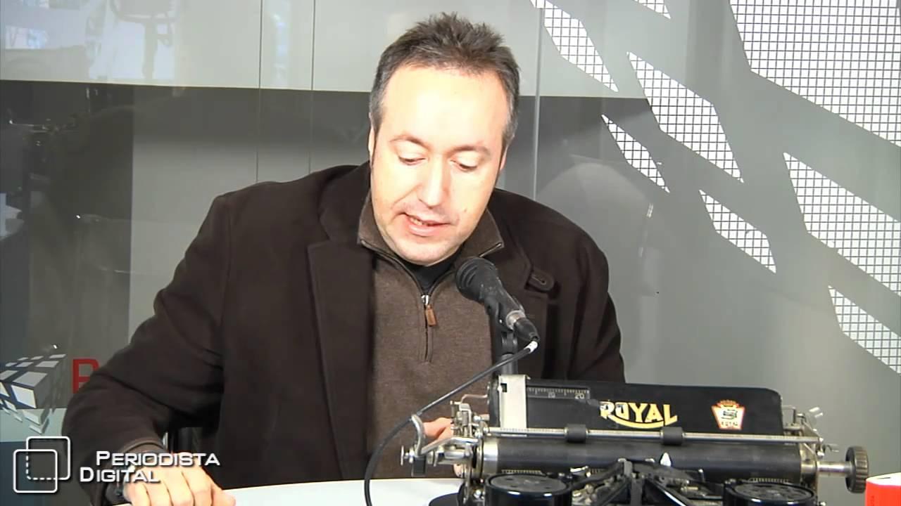 Juan Carlos Girauta, autor de La verdadera historia del PSOE - 10-12-2010