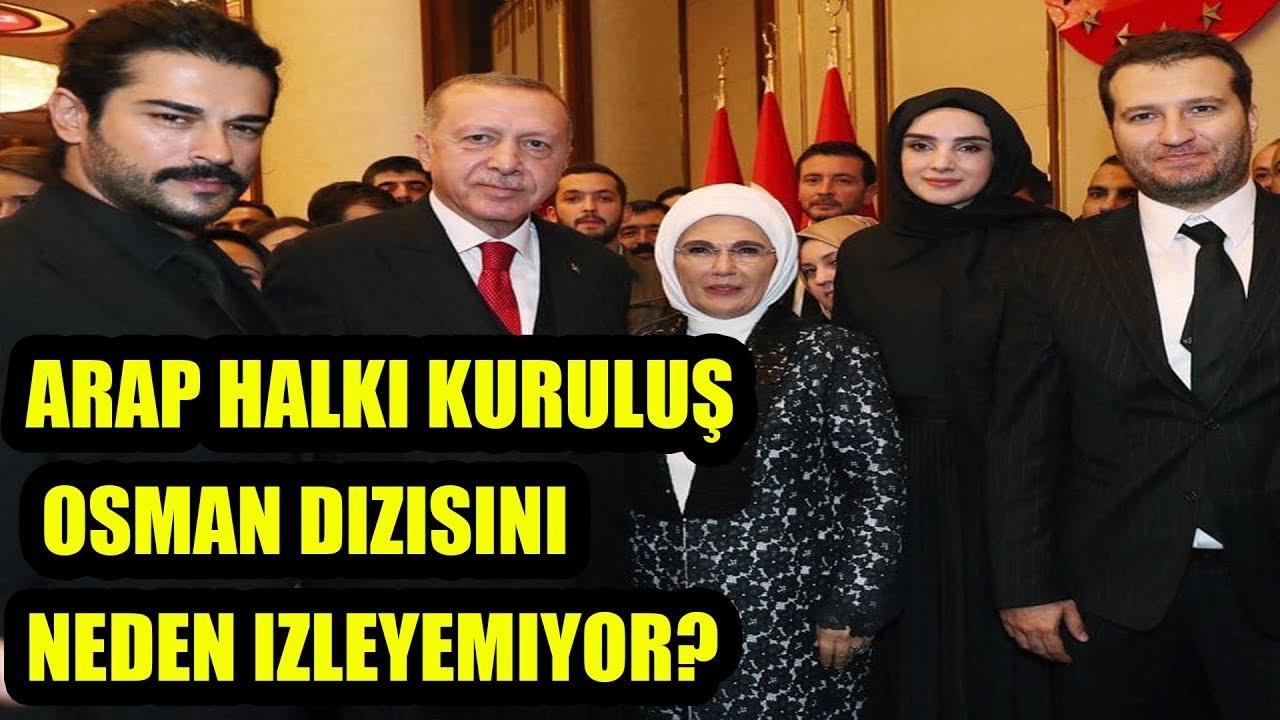 Erdoğan ve Mehmet Bozdağ'a açık mektup... Arap halkı Kuruluş Osman dizisini neden izleyemiyor?