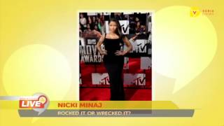 Who Rocked It At The MTV Awards Thumbnail