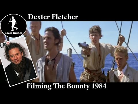 Mutiny! Dexter Fletcher On The Bounty 1984  Deleted s from Take Me To Pitcairn