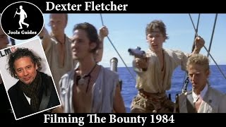 Mutiny! Dexter Fletcher On The Bounty 1984 - Deleted scenes from Take Me To Pitcairn