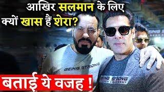 Malik Salman Khan Shares An Emotional Post For His Bodyguard Shera!