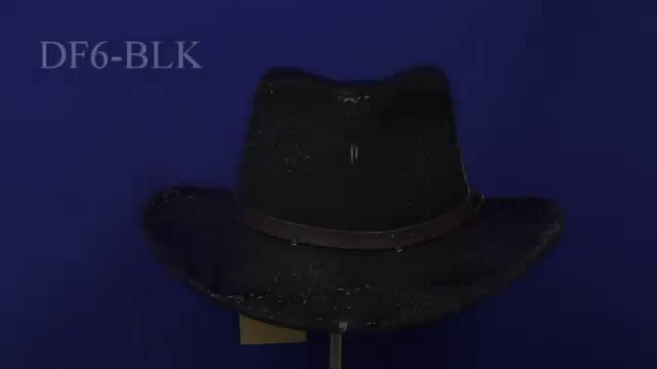 Шляпы фетровые - YouTube