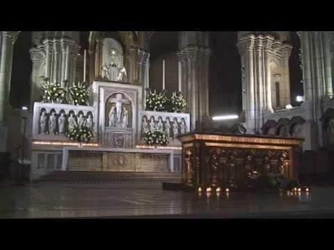 Découverte de la Basilique du Sacré-Coeur de Montmartre en langue arabe