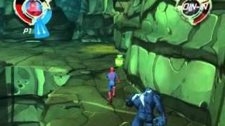 Spider Man Friend Or Foe Gameplay
