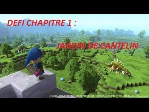 Dragon Quest Builder Chapitre  Defi