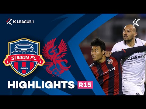 Suwon City Gwangju FC Goals And Highlights