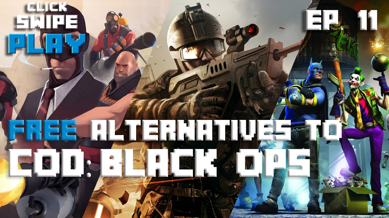Call of duty alternatives for mac free download full version
