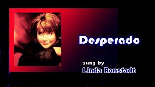 Desperado / Linda Ronstadt (with Lyrics & 가사 번역)