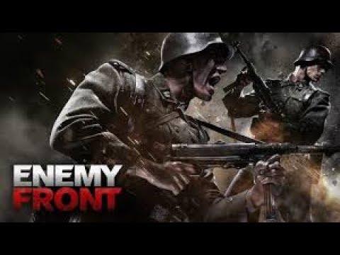 Saving Dtrich! Enemy Front pt. 21 w/ Alex  