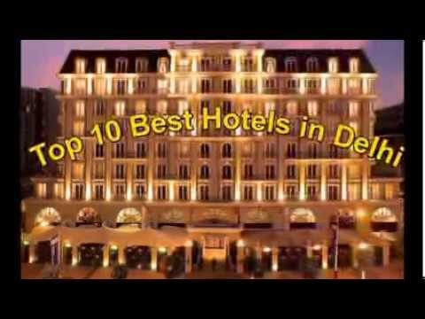 Top 10 Best Five Star Hotels in Delhi