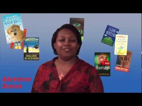 Malorie Blackman Summer Reading Challenge Storylab Message