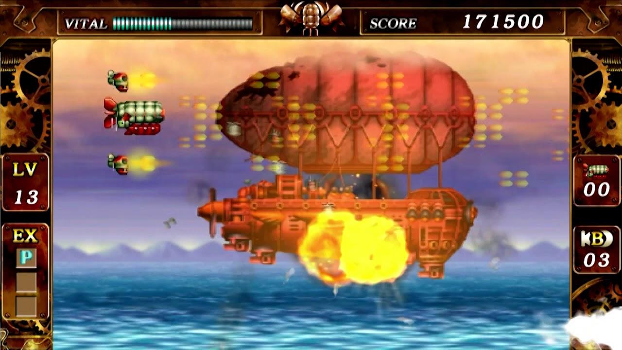 В Steam появится стимпанк-шутер, который 26 лет назад вышел на Sega Mega Drive