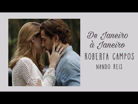 De Janeiro à Janeiro Roberta Campos e Nando Reis Trilha Sonora de Além do Tempo Legendado