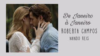 De Janeiro à Janeiro Roberta Campos e Nando Reis Trilha Sonora de Além do Tempo (Legendado) HD.