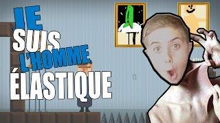 MICHOU - JE SUIS L'HOMME ÉLASTIQUE (Compilation de jeux)