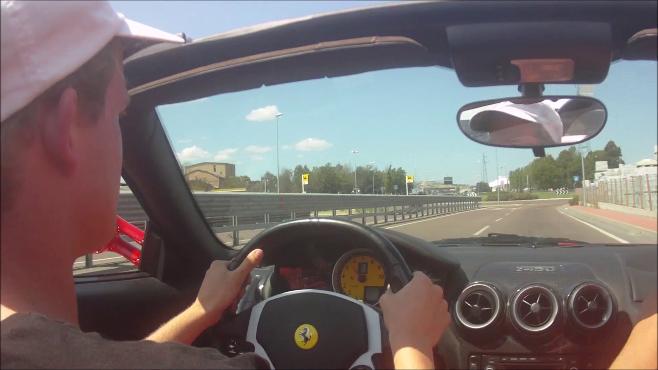 day driving italy rental youtube ferrari in watch to my