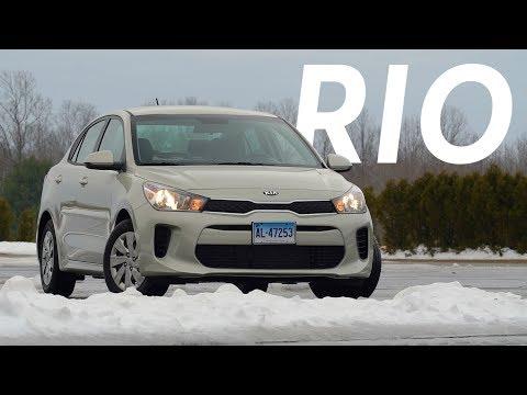 2018 Kia Rio Quick Drive | Consumer Reports