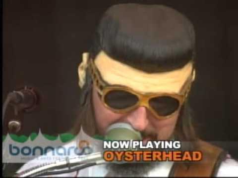 Oysterhead - Shadow of a Man [LIVE @ BONNAROO]