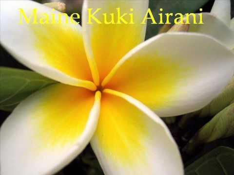 Maine Kuki Airani Curly George COOK ISLAND MUSIC