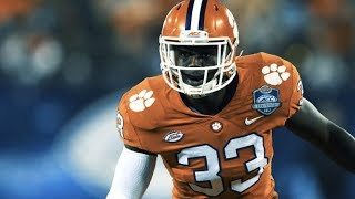 Most UNDERRATED LB in the 2019 NFL Draft 😴 OFFICIAL JD Davis Clemson Highlights ᴴᴰ