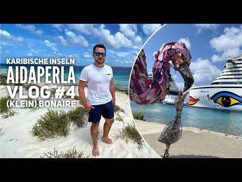 AIDA Vlog #4: Karibische Inseln mit AIDAperla - Klein Bonaire auf eigene Faust