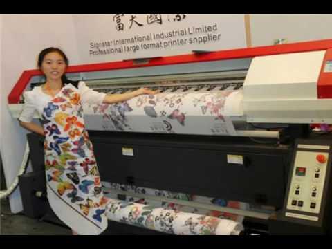 China sublimation t shirt printing 210053367