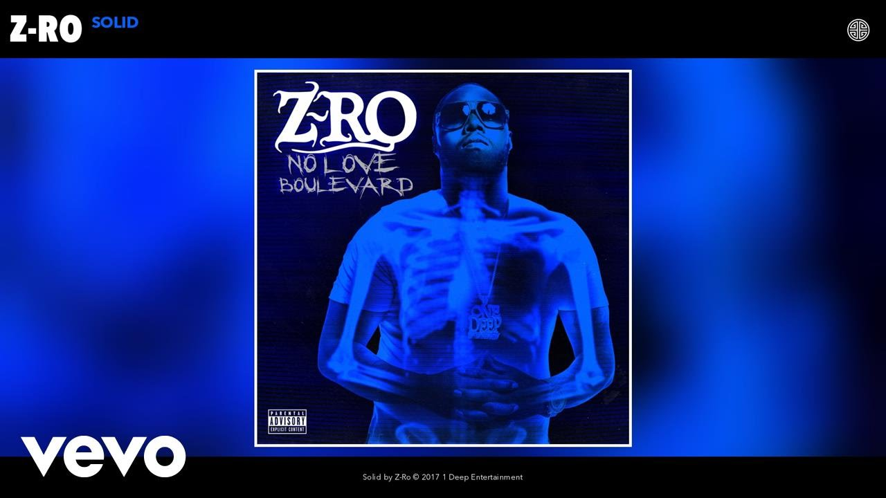 Download Z-Ro - Solid (Audio)