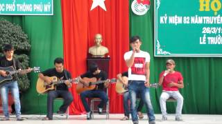 Đệm hát gitar - Cha-Karik