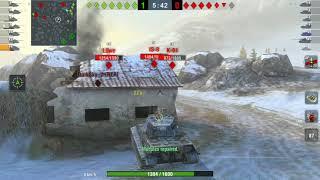 QuickBlitz | Tiger II | | Holding the Line