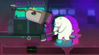 Вся правда о медведях: Полярная сила (We Bare Bears: Polar Force) // Геймплей