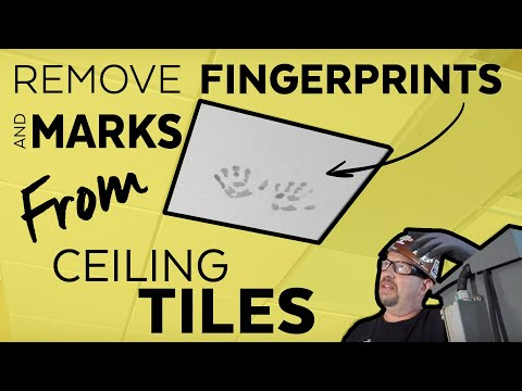 Easy Cleaning Of Ceiling Panels - Tips, Tricks & Pitfalls for the Job-Site