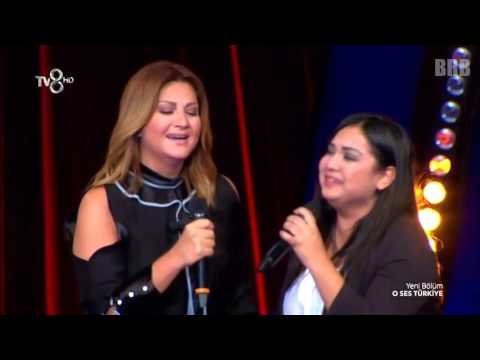 Sibel Can - Kanasin (O Ses Turkiye 8 Ekim 2016)