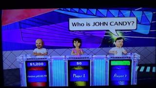 Jeopardy for the PS3 Game 1
