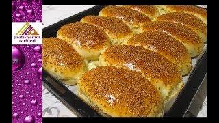 Yumuşacık Kaşar Peynirli Poğaça Tarifi -Pratik Yemek Tarifleri