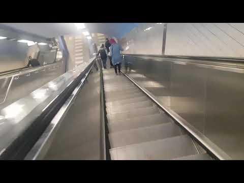 مترو الأنفاق - الجزائر العاصمة - Le métro d'Alger - Algérie