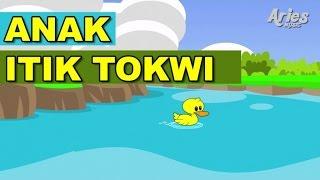 lagu kanak kanak alif mimi anak itik tokwi animasi 2d