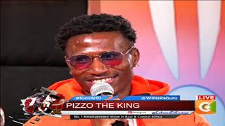 10 over 10 |Octopizzo the King with the swag