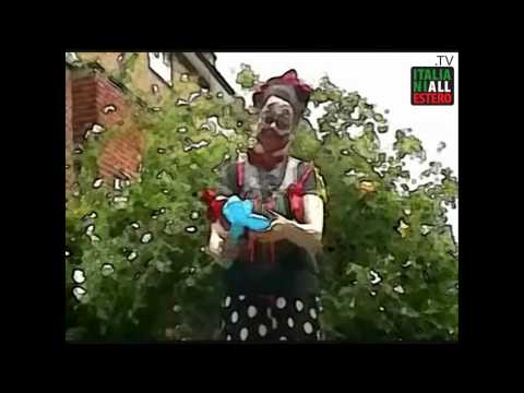 Lala the Clown in UK - Job Center - ITALIANI ALL'ESTERO TV
