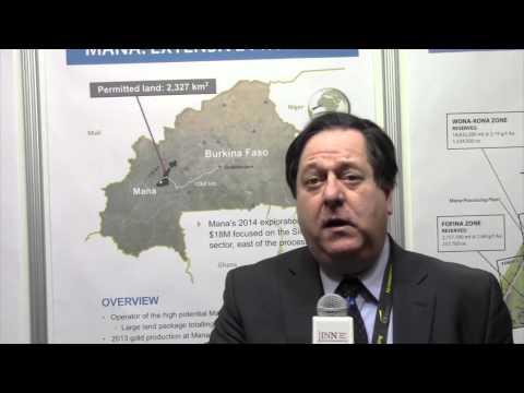 SEMAFO VP for Investor Relations Robert LaVallière Talks Gold in Burkina Faso  (TSX:SMF)