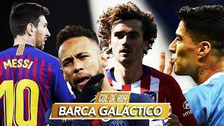 Un Barcelona GALÁCTICO, Neymar y Griezmann I La ???? AMÉRlCA I #goldehoy