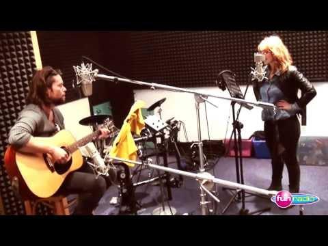 Richard Krajčo & Vica Kerekes - Cesta (live@Funradio)