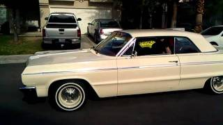 64 impala strictly ridin Las Vegas Chapter