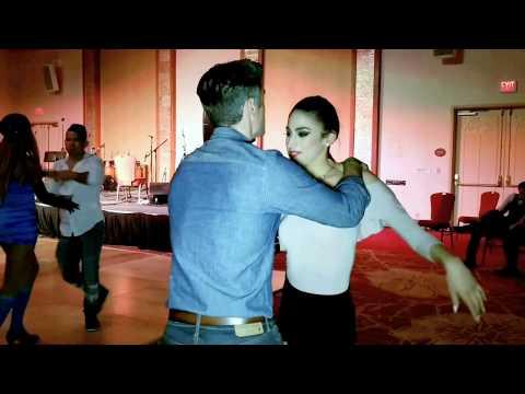 Luis Collazo & Erica Reyna, Social Dancing @ 2017 Las Vegas Salsa Super Congress