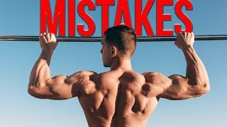 The 5 Most Common CALISTHENICS MISTAKES