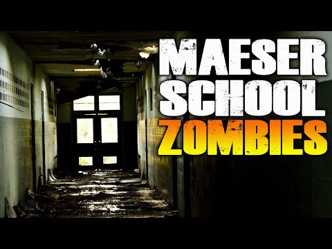 MAESER SCHOOL ZOMBIES (Call of Duty Zombies)