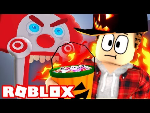 We Don T Trust This Place Roblox Trick Or Treat Obby Youtube