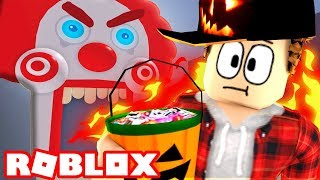 WE DON'T TRUST THIS PLACE! ROBLOX TRICK OR TREAT OBBY!